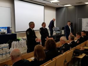 Finał II Wielkopolskiej Olimpiadzie Wiedzy o Bezpieczeństwie