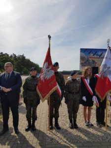 80. rocznica bombardowania Morawina