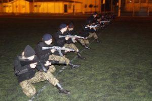 Obóz wojskowy dla klas pierwszych