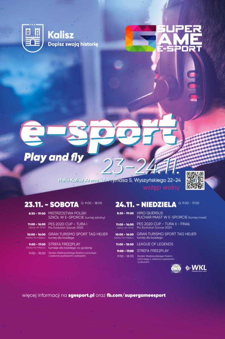 """Zawody """"Play and fly Arena Kalisz 2019"""""""