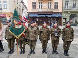 Upamiętnili rocznicę wypędzenia wojsk niemieckich z Kalisza