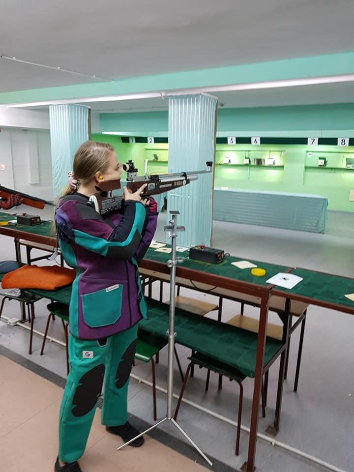 II runda ligi strzelectwa sportowego