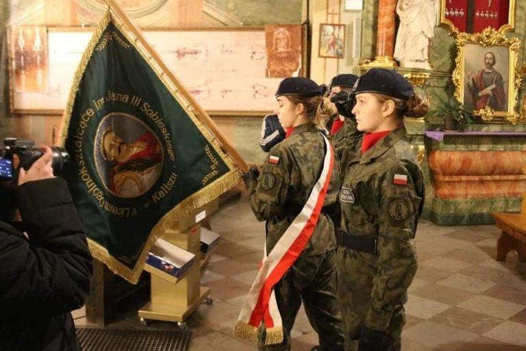 Ruszają Oddziały Przygotowania Wojskowego w naszej szkole!